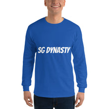 Load image into Gallery viewer, SG Dynasty Men's Long Sleeve Shirt - SG Dynasty