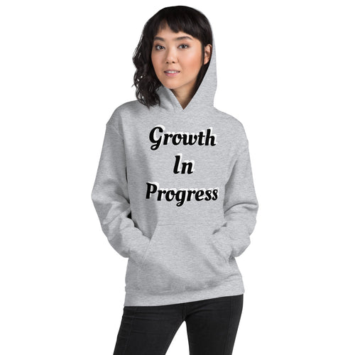 SG Dynasty Growth in Progress Unisex Hoodie - SG Dynasty