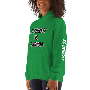 SG Dynasty Vs Everyone Unisex Hoodie - SG Dynasty