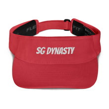 Load image into Gallery viewer, SG Dynasty Visor - SG Dynasty
