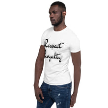Load image into Gallery viewer, Respect Royalty T-Shirt