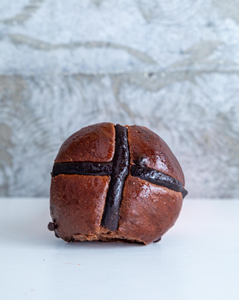 Hot Cross Bun - Chocolate