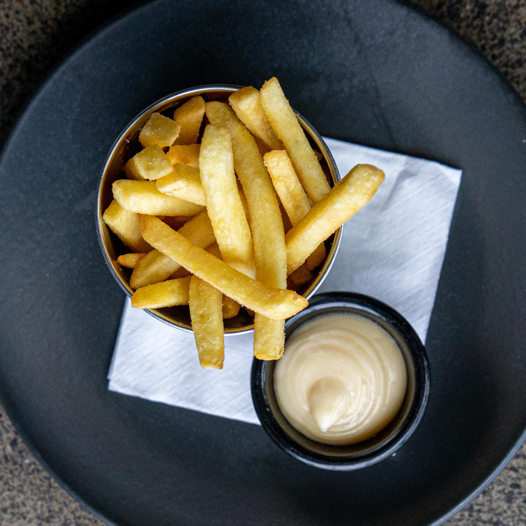 Fries with Aioli