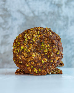 Oat & Pistachio Cookie