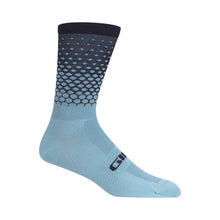 Load image into Gallery viewer, Giro Comp Racer High Rise Socks - Iceberg/Midnight