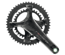 Load image into Gallery viewer, 12X2 Campagnolo record crankset