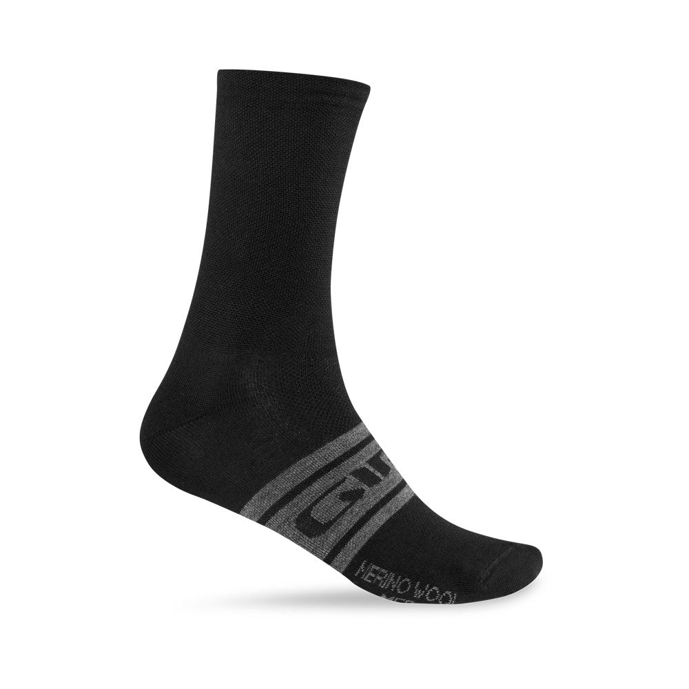 Giro Seasonal Merino Wool Black/Charcoal