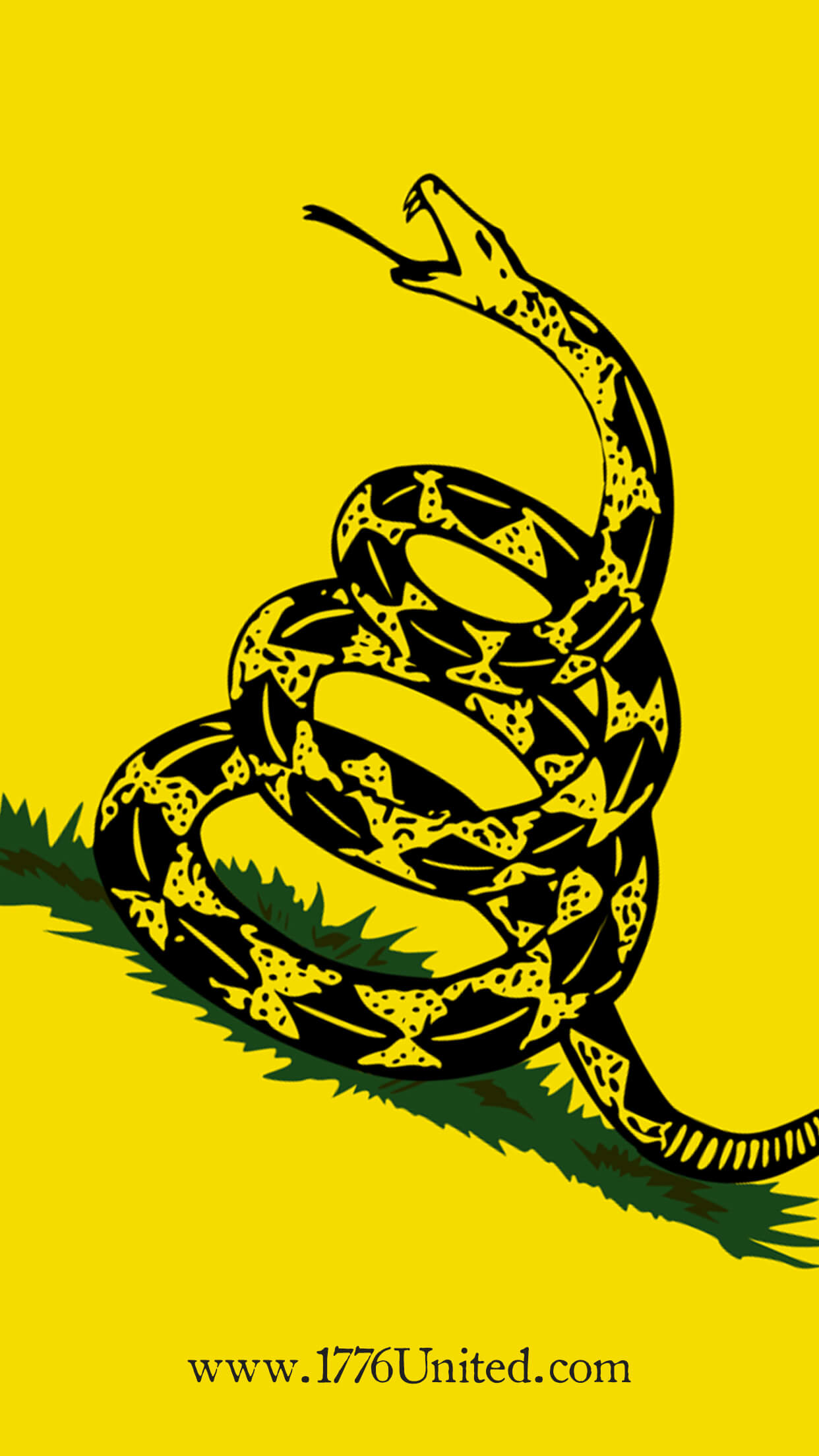 Dont Tread On Me Mobile Wallpaper