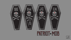 1776 United Patriot Mob Desktop Wallpaper