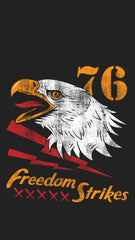 1776 United Freedom Strikes Mobile Wallpaper