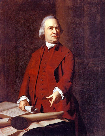 Samuel Adams Quote