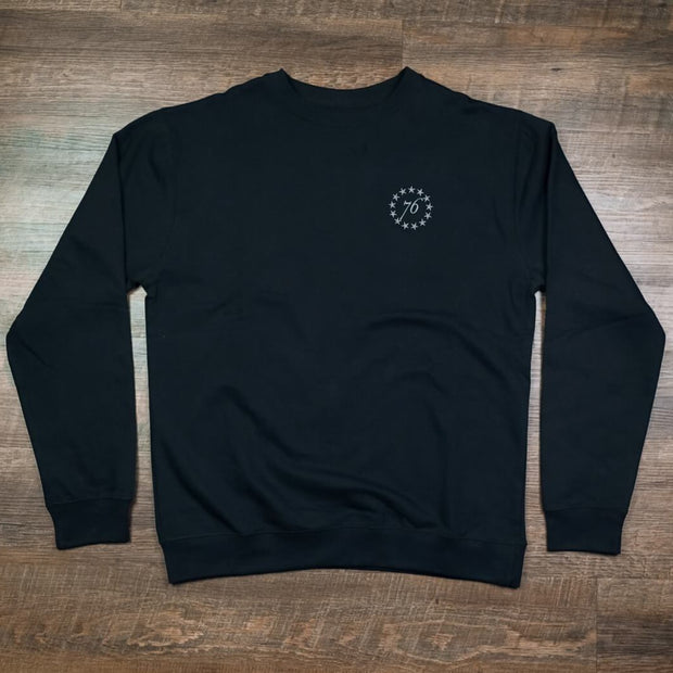 13 Stars Crew Neck Sweater