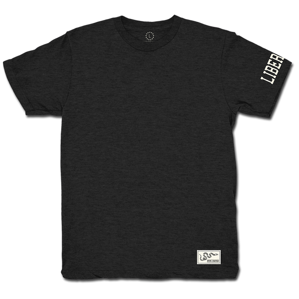 1776 United Basic Tee - Charcoal - Shirt - 1776 United