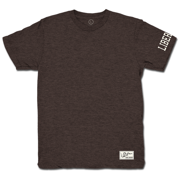 1776 United Basic Tee - Coffee - Shirt - 1776 United