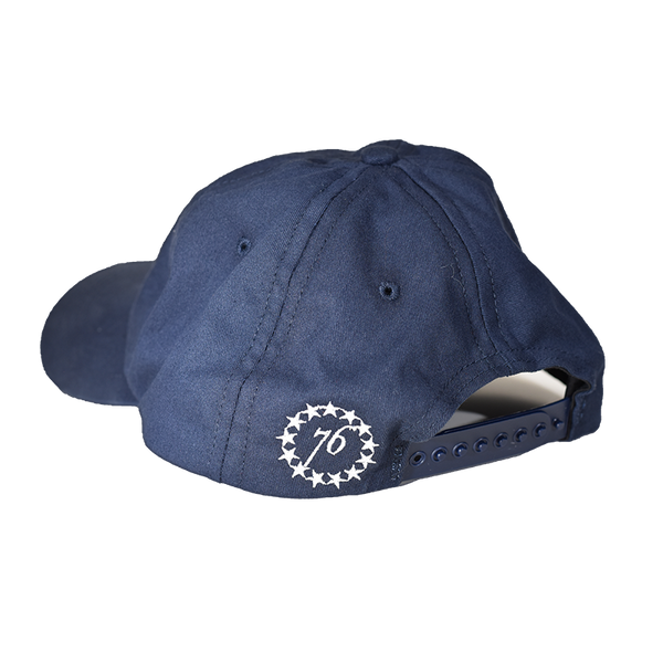 1776 United® Logo Hat - Navy