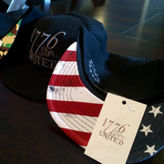 1776 United® Logo Snapback Betsy Ross Edition - Hat - 1776 United