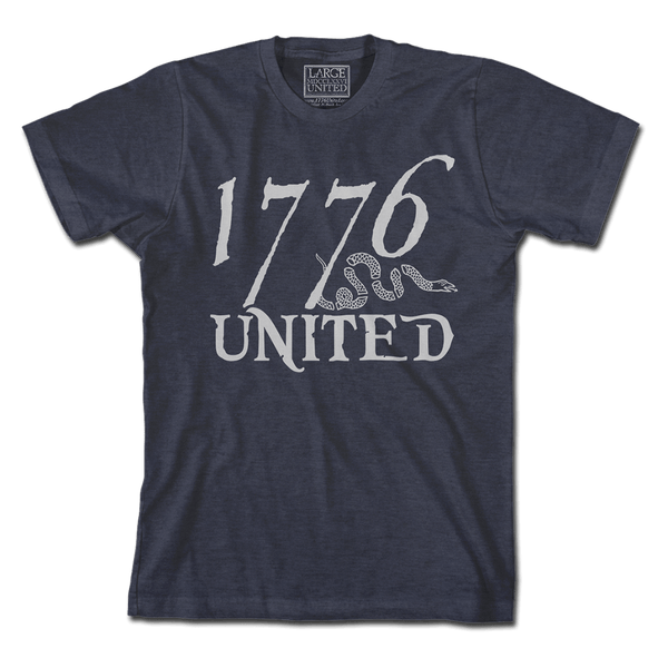 1776 United® Logo Tee - Navy