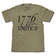 1776 United® Logo Tee - OD Green