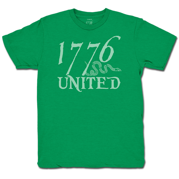 1776 United Logo Tee - St. Paddy's - PRE-ORDER