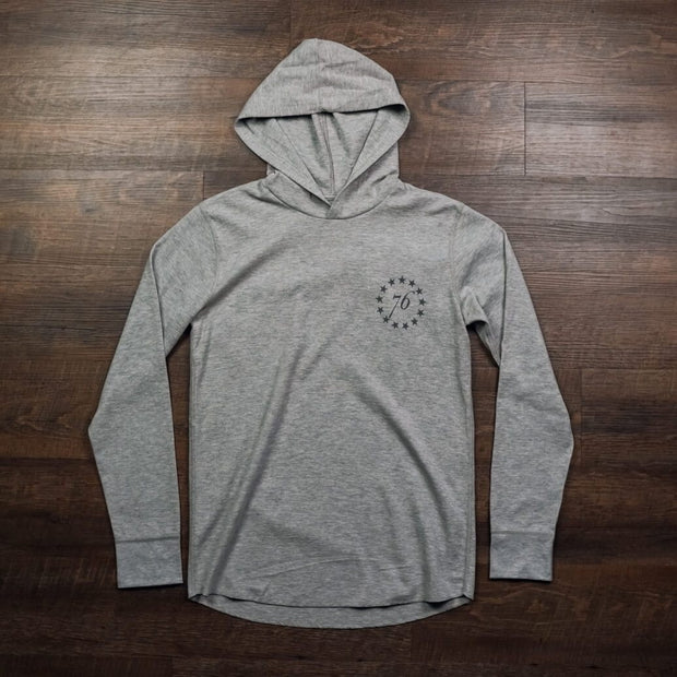 13 Stars Hooded Thermal