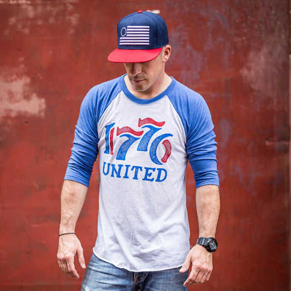 1776 United® Retro Logo Jersey - Shirt - 1776 United