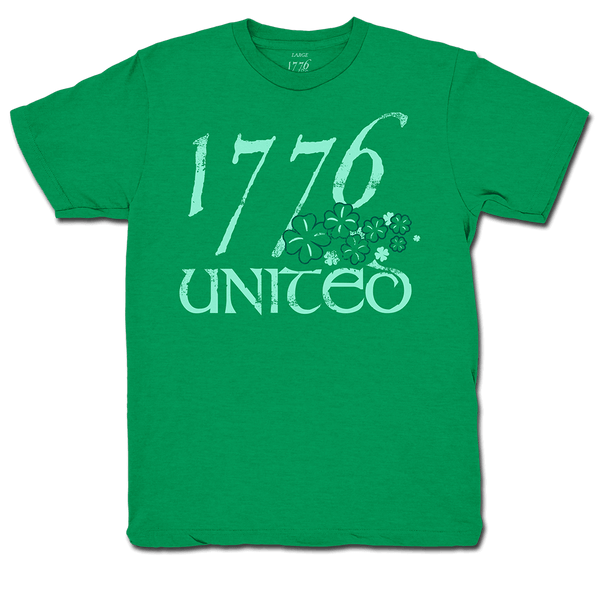 1776 United Logo Tee - St. Paddy's 2018