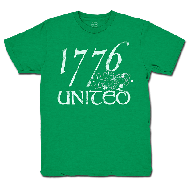 1776 United Logo Tee - St. Paddy's 2020 (Limited)