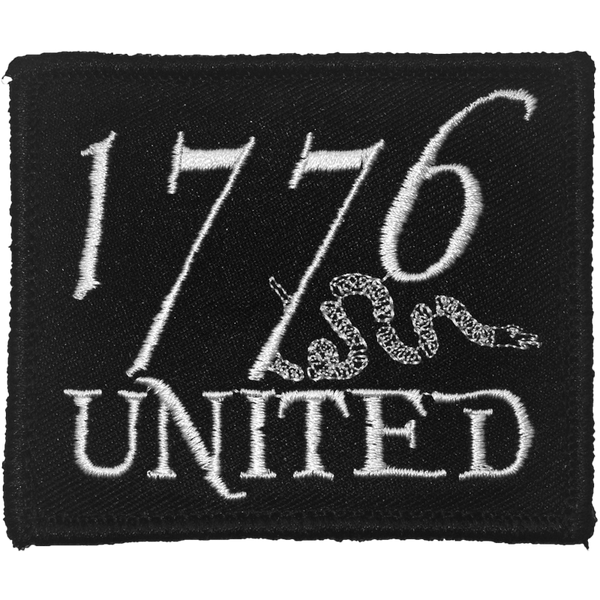 1776 United® Logo Patch