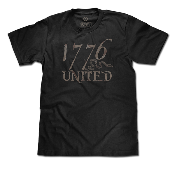 1776 United® Logo Tee - Desert Camo - Shirt - 1776 United