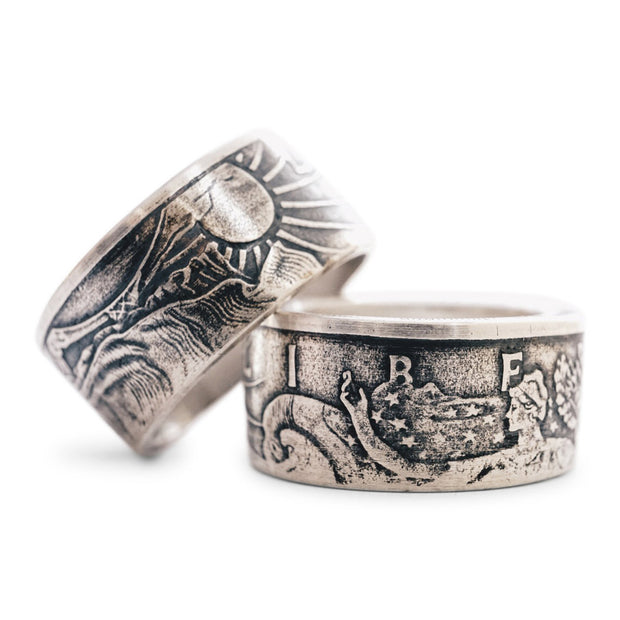 1776 United® Walking Liberty Ring - Jewelry - 1776 United