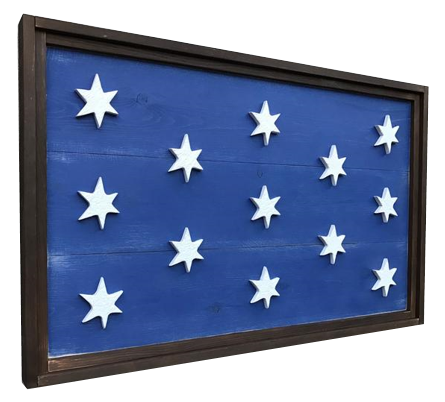 """The General"" - Washington's HQ Flag"