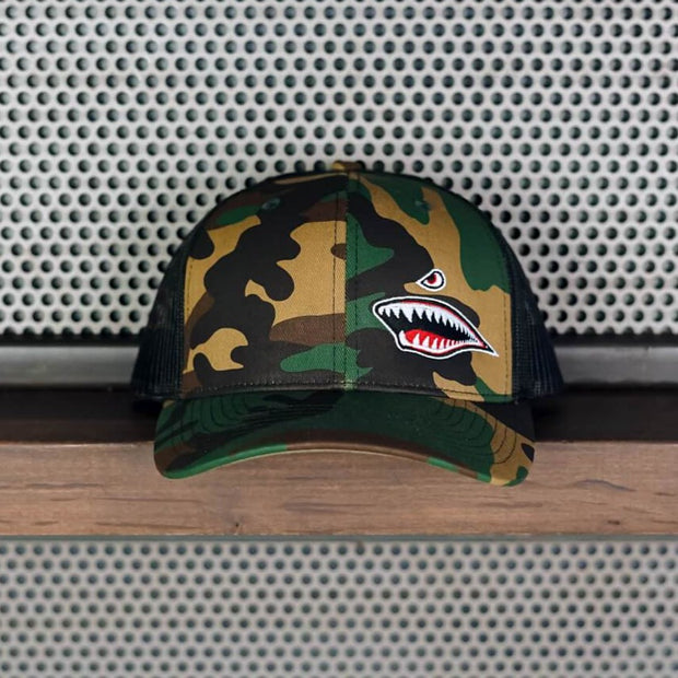 Bomber Shark Hat