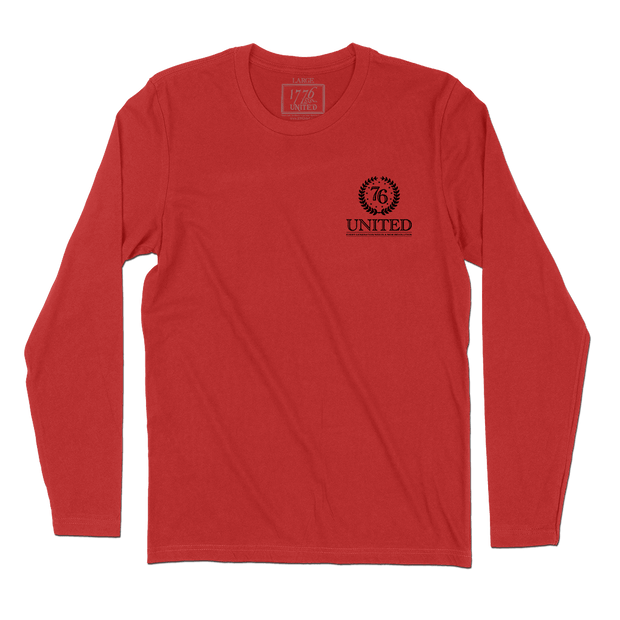76 Crest Long Sleeve