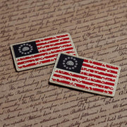Betsy Ross Flag - Luau Edition PVC Patch