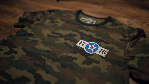1776 United® Badge Tee Camo (LIMITED)