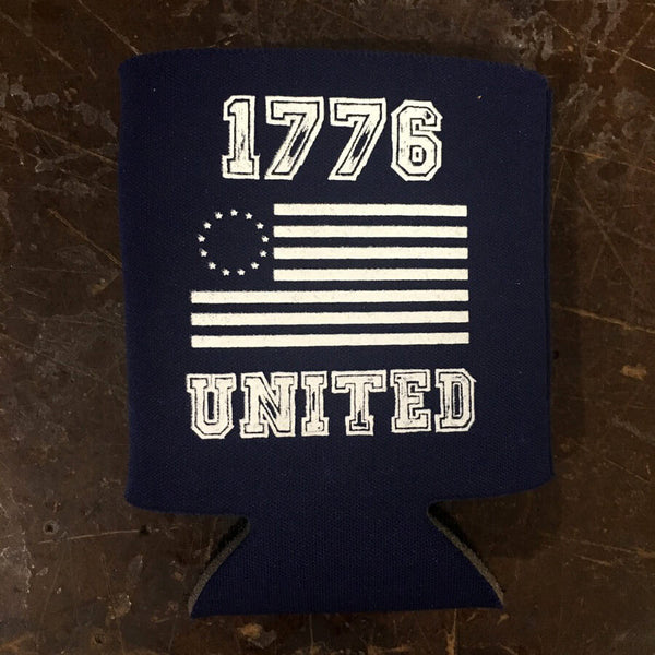 Cold Beers Matter - Beer Sleeve - 1776 United