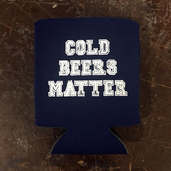 Cold Beers Matter