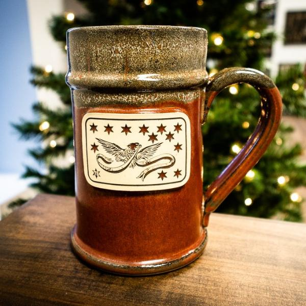 Whiskey Rebellion Tankard