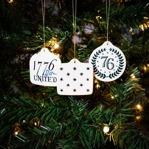 1776 United® Christmas Ornaments (LIMITED)