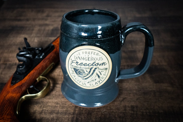 Dangerous Freedom Tankard