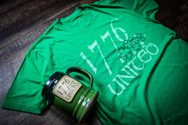 1776 United Logo Tee - St. Paddy's 2019 (Limited)