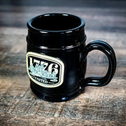 The Crossing Tankard - BLACK (LIMITED)