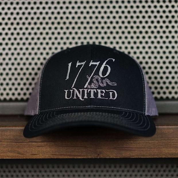 1776 United Logo Hat