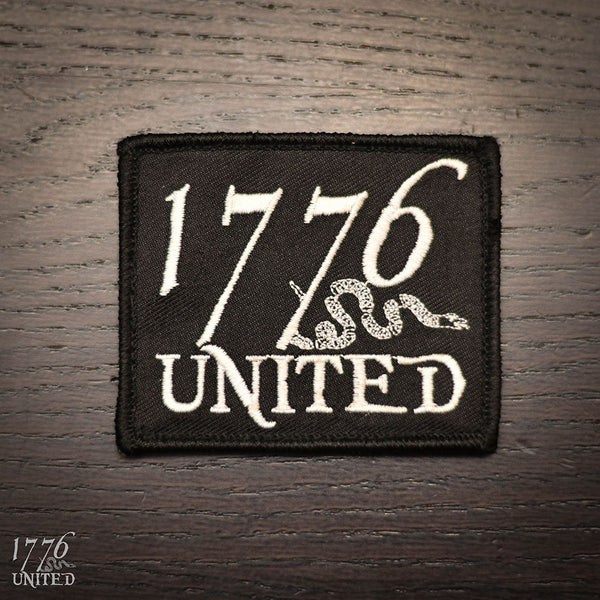 1776 United® Logo Patch - Patch - 1776 United