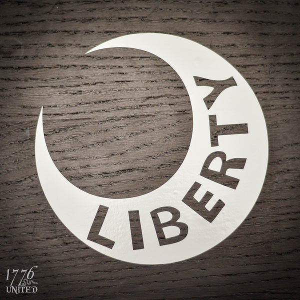 Moultrie Flag Decal - Decal - 1776 United