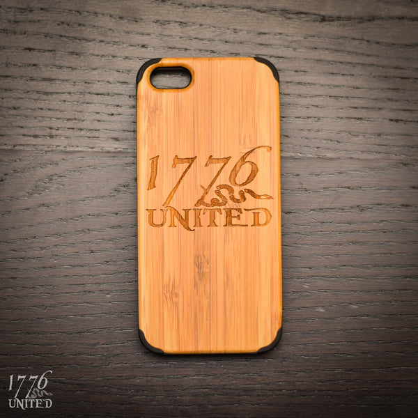 1776 United® Bamboo Phone Case - Phone Case - 1776 United