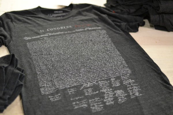 The Declaration - Shirt - 1776 United