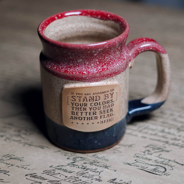 Stand By Your Colors Tankard