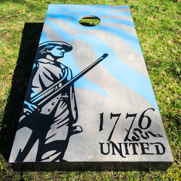 1776 United® Cornhole Boards