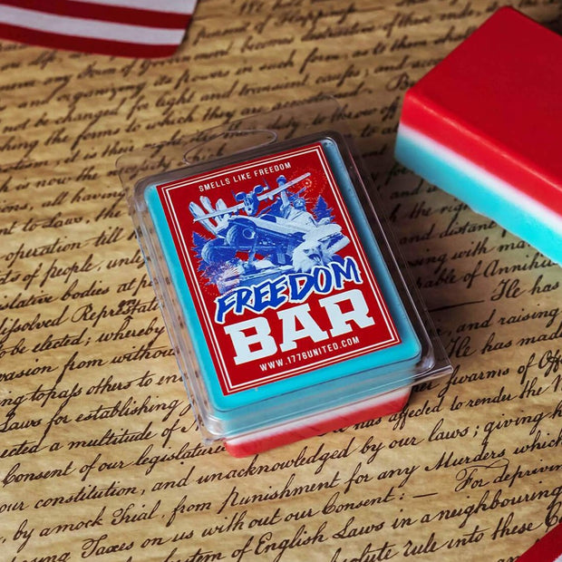 The Freedom Bar Soap